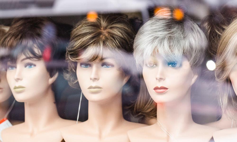 Diferencias entre las pelucas de pelo natural y las prótesis capilares