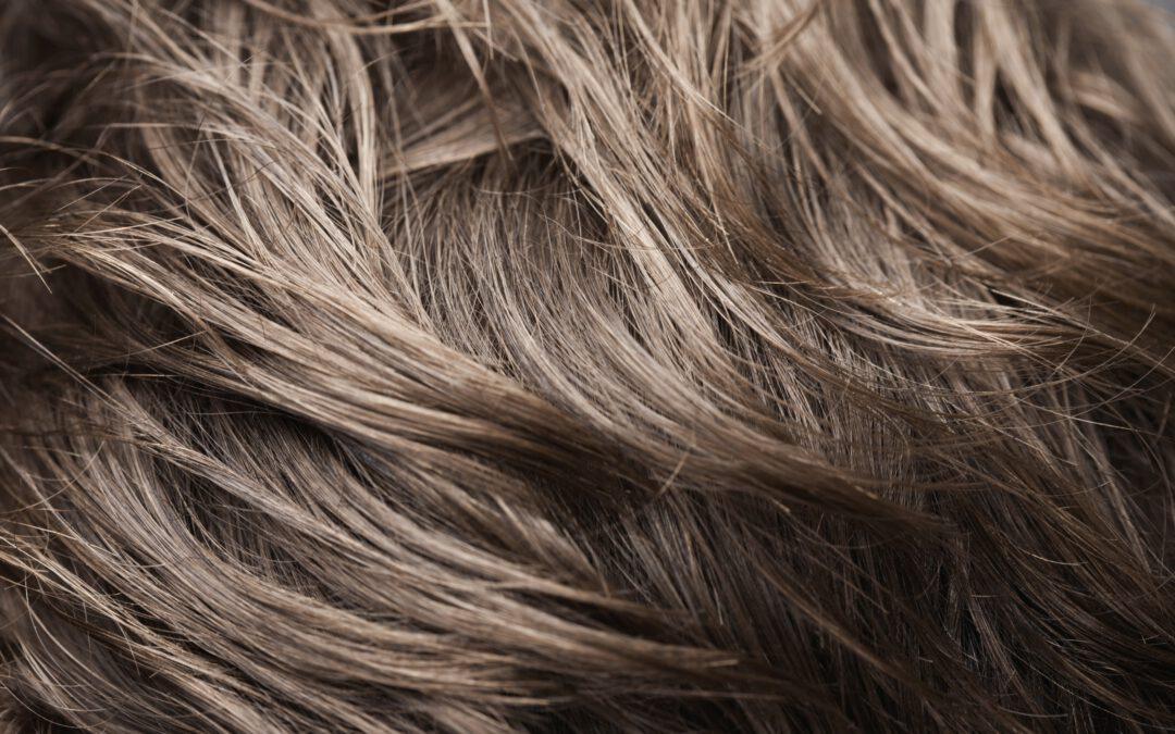 Prótesis de pelo natural para hombres